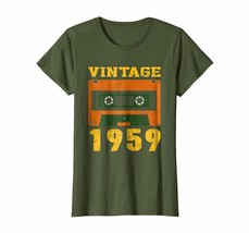 Brother Shirts - Awesome Vintage 1959 Shirt 59 Years Old 59th Birthday G... - $19.95+