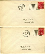 USA #645 Washington at Prayer FDC First Day Cover Postage Collection 1928 - $18.00