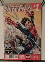 The Amazing Spider-Man #1A  2014 - $5.15