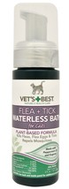 Waterless Flea & Tick Cat Bath for Cats  - 5 oz chemical free - $25.23