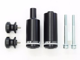 OES Frame Sliders and Swingarm Spools 2004 2005 2006 Yamaha YZF R1 No Cut - $74.99