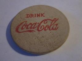 Vintage Wooden Nickel Drink Coca Cola - $9.99