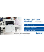 Brother MFC L8900CDW All In One Color MFC Plus Extra Toner set TN436 - $779.99