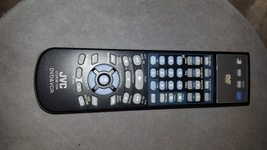 Original JVC DVD/VCR LP21036-034 Remote Control - Tested - $12.00
