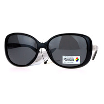 Polarized Lens Womens Sunglasses Round Oval Designer Frame Fashion - $11.65