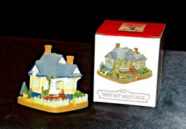 """Liberty Falls Collection AH128 """"Handy Andy"""" Malloy's House AA19-1475 Vin... - $29.65"""