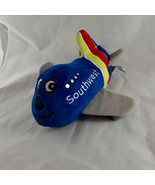 Daron Southwest Airlines Plush Toy Airplane with Sound - $9.89