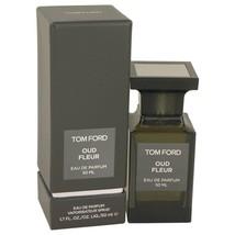 Tom Ford Oud Fleur By Tom Ford Eau De Parfum Spray (unisex) 1.7 Oz - $221.76