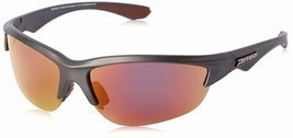 Pepper's Men's Road Warrior Rimless Sunglasses,Matte Grey,55 mm - $49.99