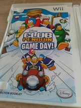 Nintendo Wii Disney Club Penguin: Game Day! - Complete image 2