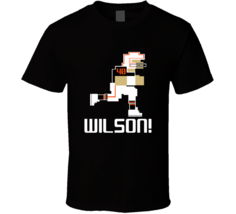 Brandon Wilson # 40 Tecmo Bowl Cincinnati Football Athlete Fan T Shirt - $20.99+