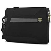 STM STM-114-191P-01 Blazer Sleeve for 14-inch Laptop - Black - $43.05