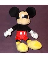 "Mickey Mouse 9"" Plush Stuffed Animal Disney Bean Bag Toy - $9.99"