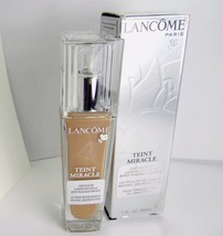 LANCOME Suede 0 N Teint Miracle Foundation Lit from within Natural Skin NIB - $26.84