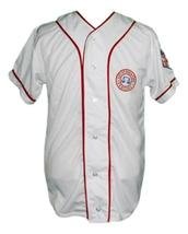 Custom Name # A League Of Their Own Movie Baseball Jersey Jimmy Dugan Any Size image 1