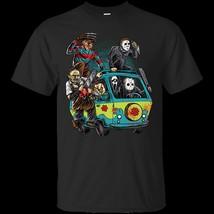 The Massacre Machine Horror Cool Men's T-shirt  - Funny Design Movie All... - $14.25+