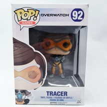 Funko Pop! Games Overwatch Tracer #92 Collectible Figure Brand New in Box - $12.99