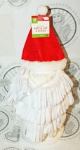 DOG XL SANTA RED HAT WHITE BEARD PET HOLIDAY CASUAL COSTUME CLOTHING X-L... - $4.64