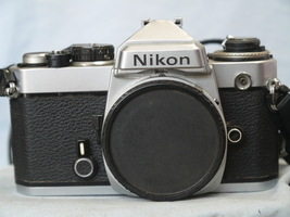 Nikon FE Pro 35mm SLR Camera -Needs Attention- Semi Working - - $45.00