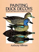 Dover Books on Woodworking and Carving: Painting Duck Decoys  - $25.00