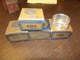 1940 Ford V8 60 Rod Bearing Set Flathead Clawson 9950 5575 Hot Rod Midget - $69.29
