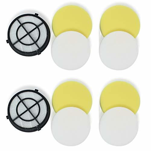 Fette Filter - Filter Pack Compatible with Bissell Style 16871, 1608861 & 160886