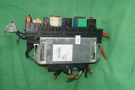 Mercedes W220 S430 S55 Rear Right Under Seat Fuse Relay Box SAM A-032-545-83 32 image 2