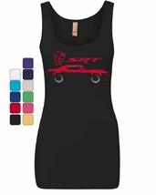 Dodge Challenger SRT Demon Women's Tank Top American Muscle Car Hemi - $9.99+