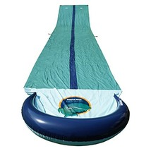 TEAM MAGNUS Slip and Slide XXL with Dual Racer Lanes, Water-Spraying Cha... - $72.16