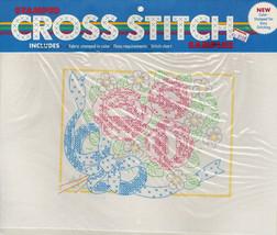 Vintage Bucilla Stamped Cross Stitch Sampler - You Pick - See Listing - $15.44