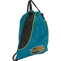 NFL Jacksonville Jaguars DrawString Backpack Backsack Bag - $13.80