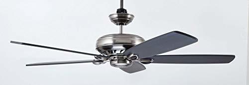 Emerson CF5200AP Blade Series Penbrooke Select Eco Ceiling Fan, Antique Pewter