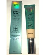 IT Cosmetics Your Skin But Better CC+ Cream Oil Free Matte Full Coverage... - $9.99
