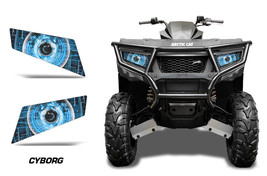 AMR Racing Arctic Cat Alterra 400/450 Headlight Graphics Eye Sticker Dec... - $18.95
