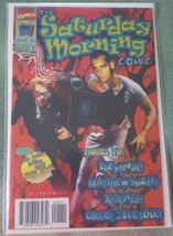 The Saturday Morning Comic #1 Ramones Liz Phair Tim Sale Zeck Sienkiewicz 1996 - £1.58 GBP