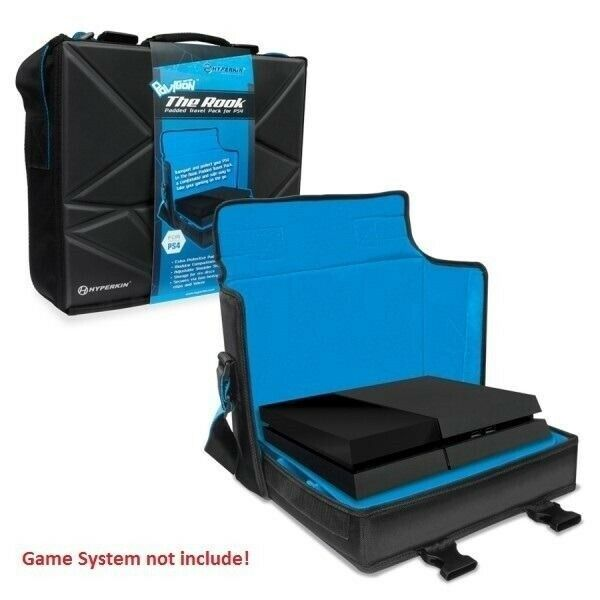 Playstation 4 PS4 Slim  Protective foam Carrying Case Bag - $37.77