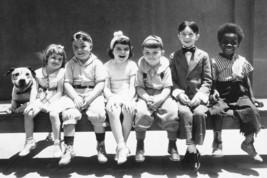 Our Gang Little Rascals Spanky,Alfalfa,Buckwheat,Darla,Porky and friends 18x24 P - $23.99