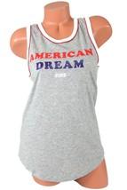 "Victoria`s Secret Pink ""American Dream"" tank top Size XS NWT  - $18.80"