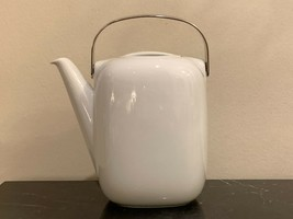 "Rosenthal Suomi Timo Sarpaneva 5-Cup Coffee Pot 6 1/2"" High - $125.00"