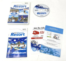 Nintendo Wii Sports Resort (Wii, 2009) CIB Complete In Box , Rated E - $23.36