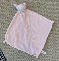 Angel Dear  Lamb Sheep White Lovey Security Blanket Baby Plush - $14.01