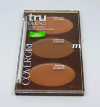 COVERGIRL TRU BLEND Contour Palette No. M 0.28oz/7.8g - $6.88