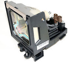 REPLACEMENT LAMP & HOUSING FOR PHILIPS LC1341 , LC1345 , LCA3121 - $120.49