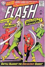 The Flash Comic Book #158, DC Comics 1966 VERY FINE- - $57.94
