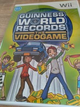 Nintendo Wii Guinness World Records: The Video Game - COMPLETE image 1