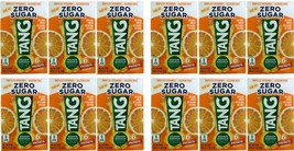 Sugar Free TANG On The Go 6/packet boxes .77oz each (12 Boxes, 72 packets ) - $28.69