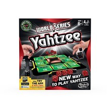 World Series Of Yahtzee Dice Electronic Board Game - New / Sealed - $24.98