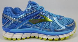 Brooks GTS 17 Size US 7 M (B) EU 38 Women's Running Shoes Blue 1202311B464
