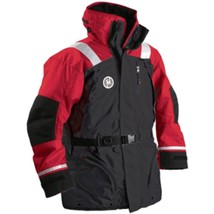 First Watch AC-1100 Flotation Coat - Red/Black - Large - $311.66