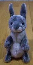 TY Beanie Baby HOPPER BUNNY RABBIT 7 inch Stuffed Animal NEW - $15.35